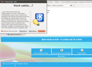 K3b Traduzido PT-BR
